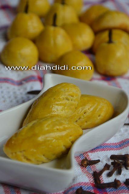 Diah Didi's Kitchen: Aneka Bentuk Nastar Resep Nastar Ekonomis