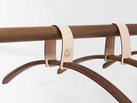 belt hanging rack by Jessica Nebel ➕ #nowyprodukt