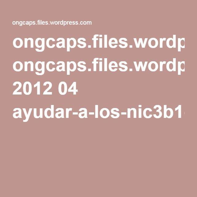 ongcaps.files.wordpress.com 2012 04 ayudar-a-los-nic3b1os-sordos.pdf