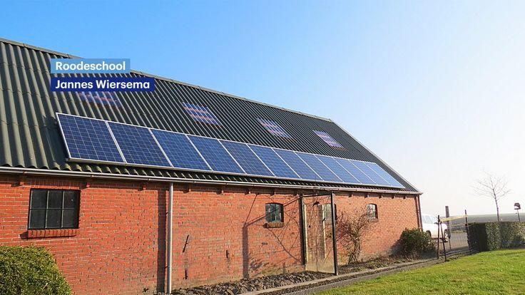 Goede dagen voor de #zonnepanelen!