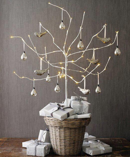 40 original Christmas decorations and decorative ideas - fancy-deco.com