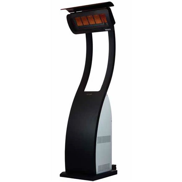 Bromic Smart Heat Onyx Portable Outdoor Heater | Fineu0027s Gas
