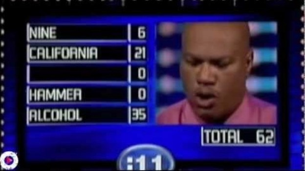 Family Feud contestants give worst answers in viral video