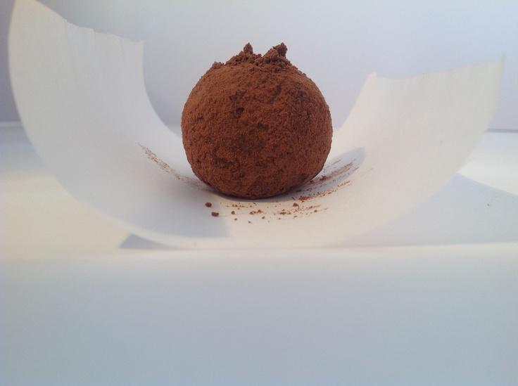 Chocholate truffle by lisazoid