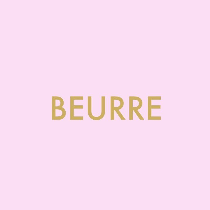 The latest blog post is very late, but here it is. It's about why I decided to update Beurre, including the bit where it came to my attention that someone is using my business name...so I trademarked it because #myprecious🤷🏾♀️ Link it bio x #beurre #melbourne #desserts #patisserie