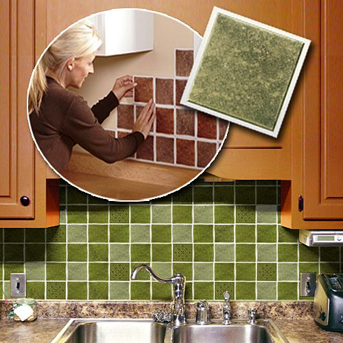 Best X10 Peel N And Stick Backsplash Tile For Kitchen: 88 Best Peel And Stick Tiles Images On Pinterest