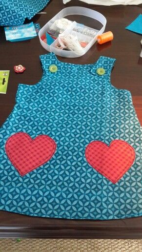 Shwe shwe little girls dress