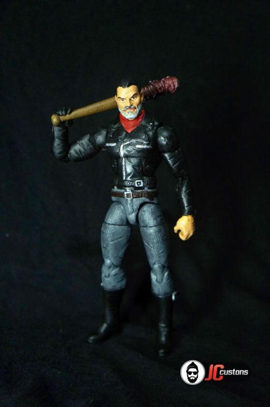 Negan (Marvel Legends) Custom Action Figure