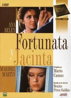 Fortunata y Jacinta (DVD S FOR), minisèrie de televisió que adapta la novel·la homònima de Benito Pérez Galdós.