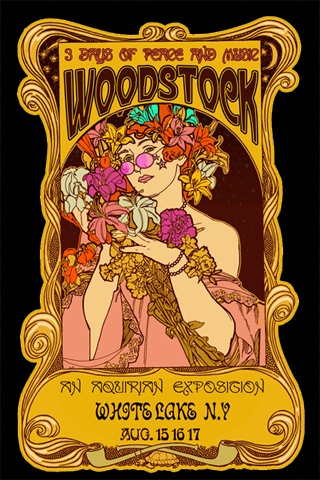 Woodstock: aka one of the most legendary concerts ever.