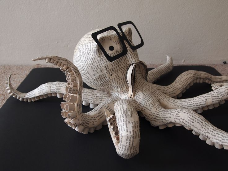17 best images about project ideas paper mache and for Cool paper mache