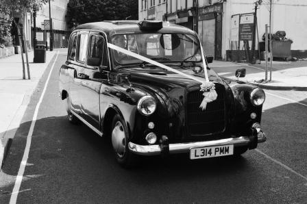 Wedding Taxi.....