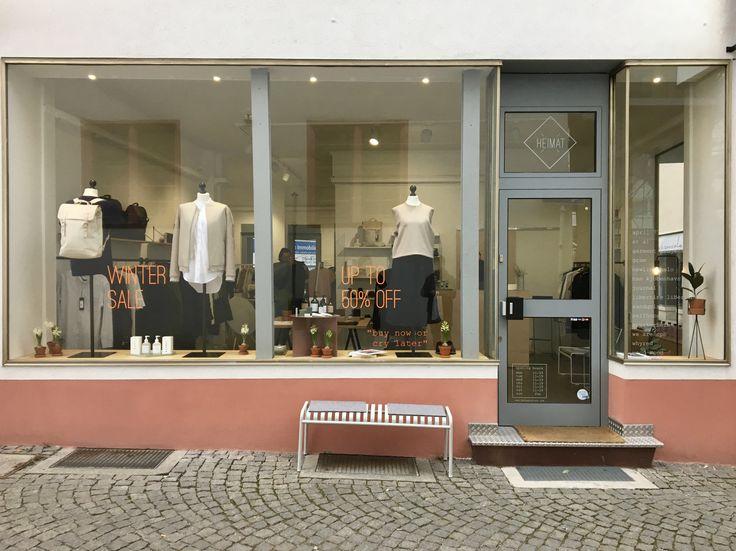 Heimat Store -  skandinavische Streetwear direkt am Marktplatz