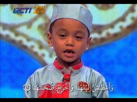 Hafidz Indoensia - Musa QS. At Taubah - Babak Musabaqah 5 Besar - Hafidz...