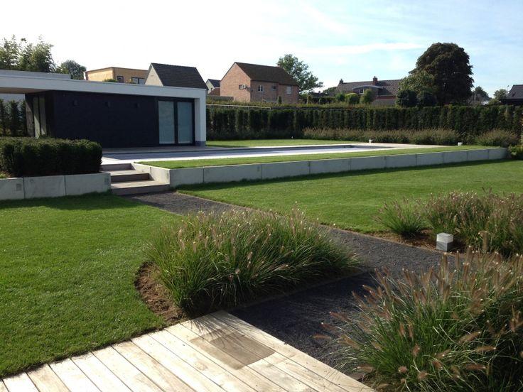 Hedendaagse tuinen | Tuinarchitect Wim Verellen