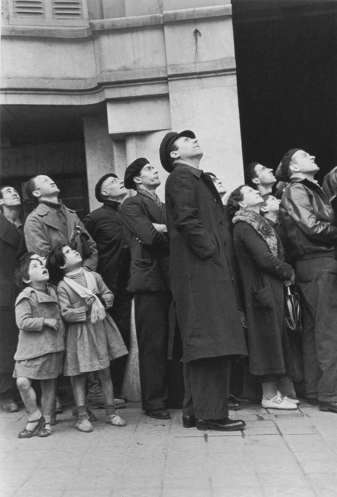 Barcelona, Spain, January 1939. Photo by Robert Capa