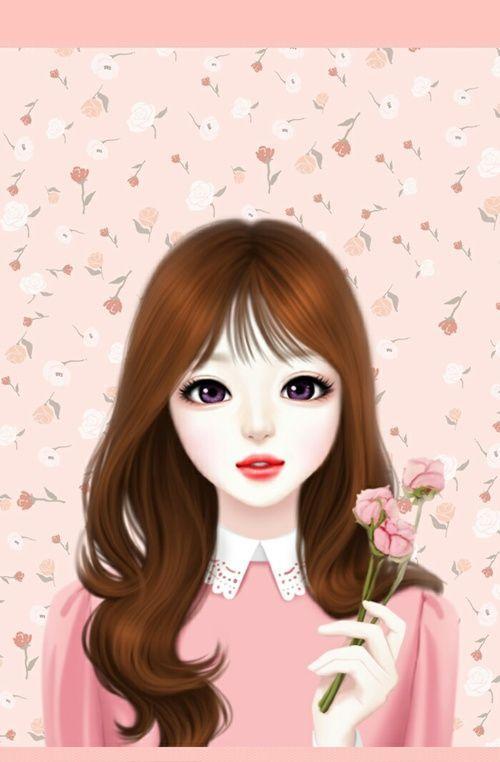 Enakei, girl, and lovely girl image: