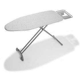 Deluxe Ironing Board with Wheels