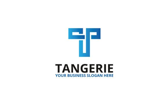 Tangerie Logo by atsar on Creative Market