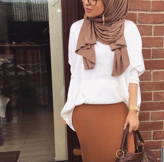 Pinterest: @eighthhorcruxx Ifrahkhalid #hijab #hijaboutfit #hijabfashion