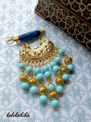 peniti-juntai  handmade pin for hijab