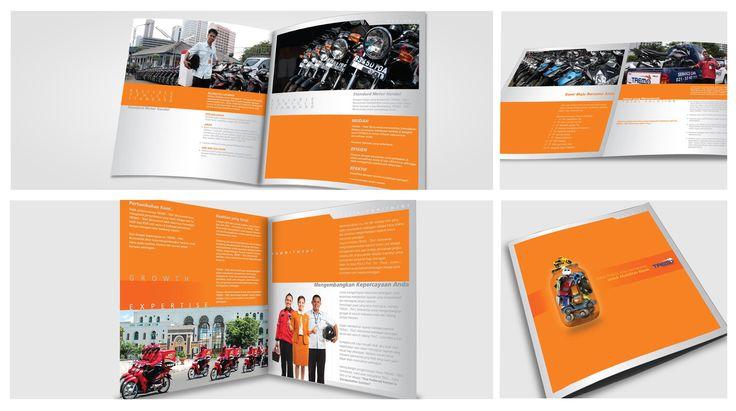 Car rental Company Profile design by SIGNIFICAN significan-design.com
