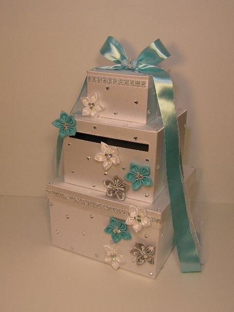Diy Wedding Gift Card Box: Wedding Card Box! DIY!!