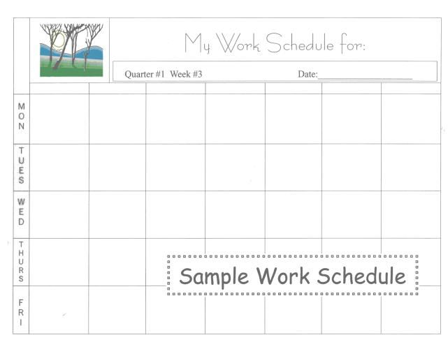 81 best Homeschool - Organization images on Pinterest - sample student agenda