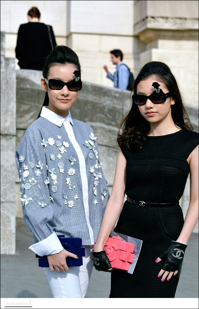 Chanel - le Grand Palais - Paris