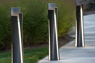 35 guide bollard lighting pinterest landscape for Exterior lighting design guide