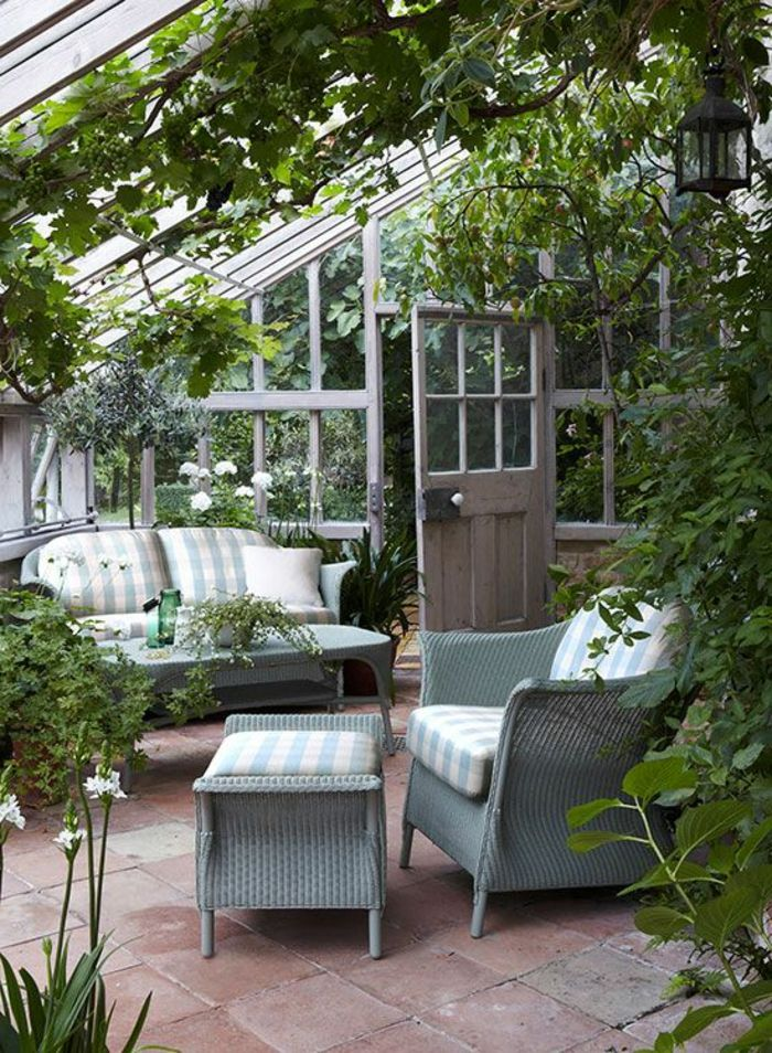 Les 25 meilleures id es concernant jardin d 39 hiver sur pinterest serre d cor d 39 hiver et postes for Idee decoration jardin et terrasse
