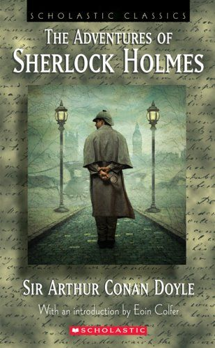 I'm not a mystery fan at all -- But Conan Doyle's writing is one of the best. Love his prose.