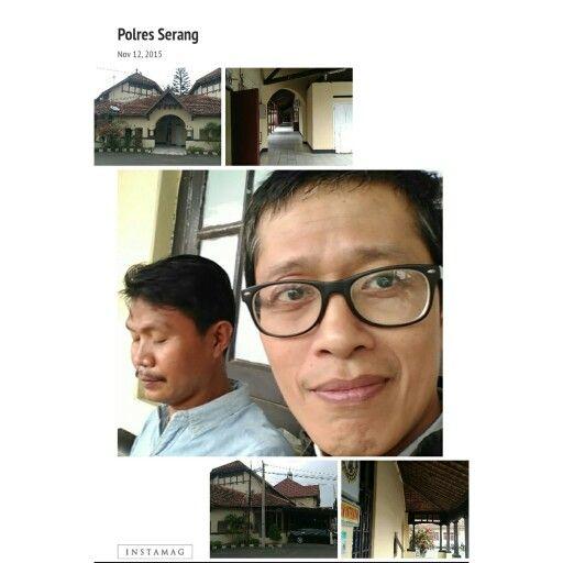 Mengenakan pakaian yang sesuai dengan momen yang dihadiri dan memproyeksikan dengan baik siapa Anda secara profesional  #PolresSerangBanten #PengurusanSuratIzinKeramaian  #BantenFinanceExpo2015 in conjunction with #SerangUKMmarket  Alun-Alun Barat Serang Banten 16-22 November 2015  info: 082114345949 WA 085697236682