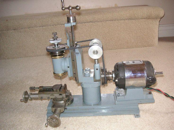 Mini Vertical Milling Machine - Instrument Maker Model Engineer - IME   eBay