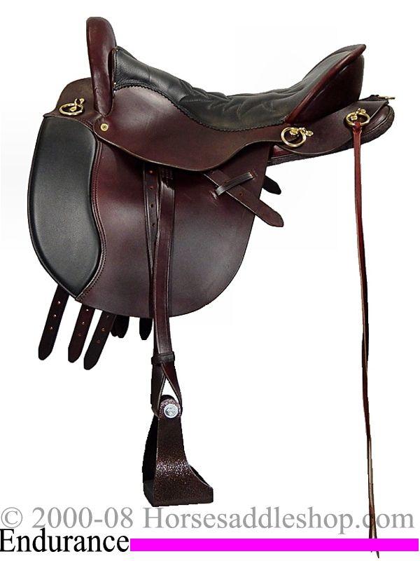 16 1/2inch Tucker Equitation Endurance Saddle 149