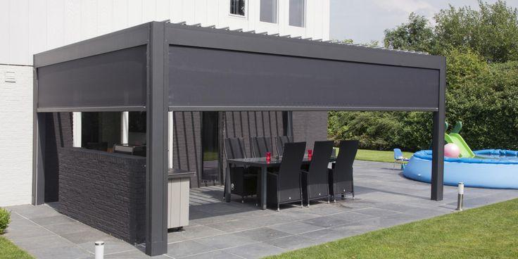 Screens voor veranda en overkappingen