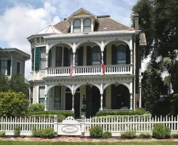 Coppersmith Bed And Breakfast Galveston