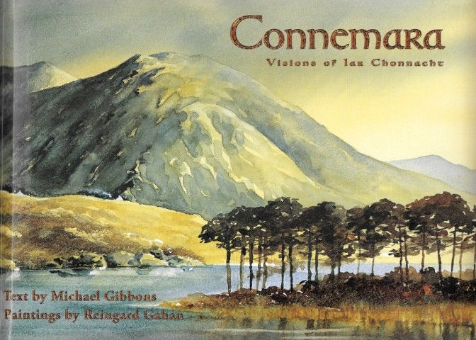 Connemara: Visions of Iar Chonnacht - Irish Art & Artists - Art & Photography - Books