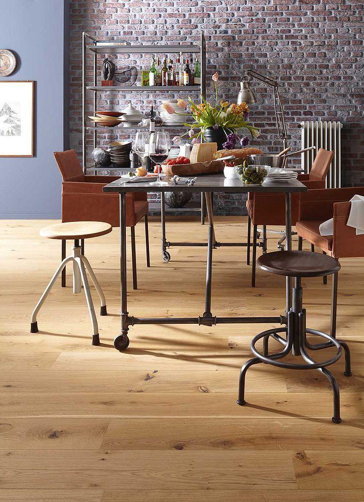 Gemutliches zuhause dielenboden  Die besten 25+ Eichenboden Ideen auf Pinterest | Parkett, Parkett ...