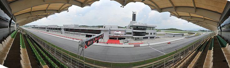 Sepang International Circuit   Main Grandstand - DIamond  North-2-07