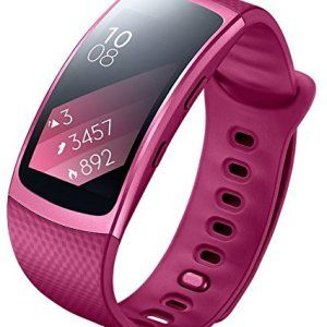 SAMSUNG-Gear-Fit2-SM-R360-Sports-Band-Smartwatch-iPhone-Compatible-Asia-Version-Small-Pink-0