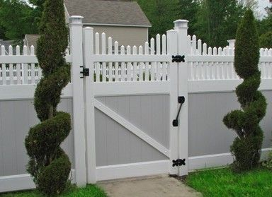 50 best vinyl fence images on pinterest privacy fences vinyl fencing and fencing