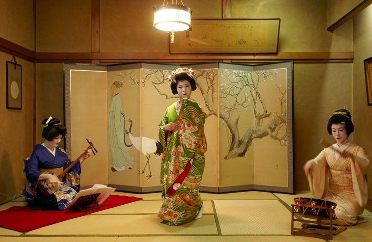 La Caja de Pandora: Memorias de una geisha