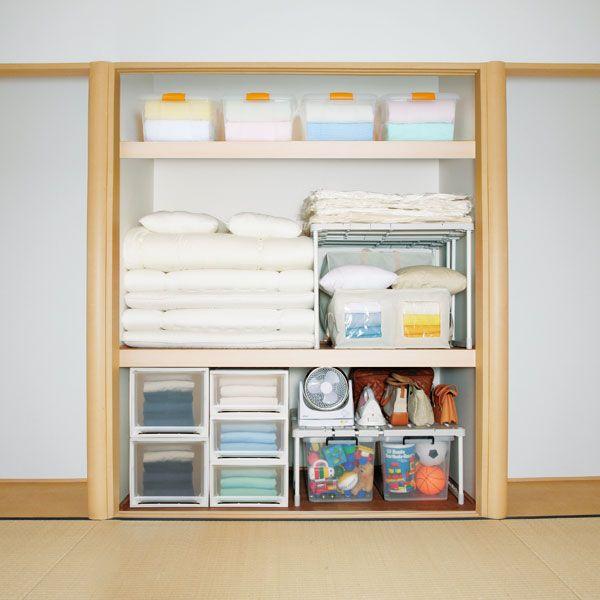 押入れ収納術方法まとめ!【画像】布団収納アイディア!IKEA! | おもしろ情報局