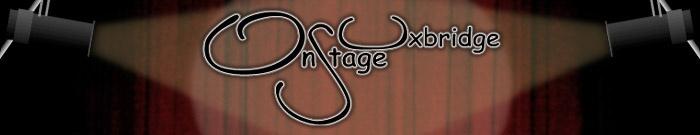 OnStage Uxbridge Banner