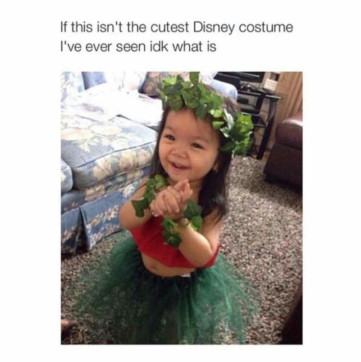 I'm not a Disney person but this little girl is too cute!!!