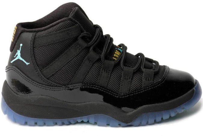Kids Size 378037-006 Air Jordan 11 Gamma Blue Black/Gamma Blue-Varsity Maize   $85   http://www.sneakerforsale2014.com/kids-size-378037-006-air-jordan-11-gamma-blue-black-gamma-blue-varsity-maize-691.html