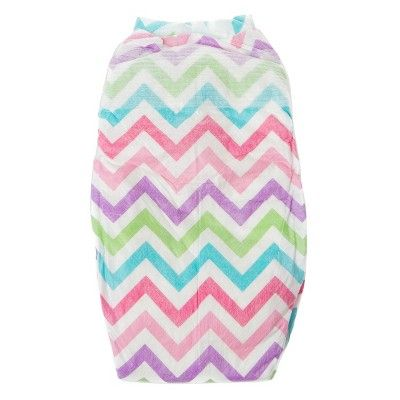 Honest Company Diapers Club Box-Pastel Tribal/Chevron - Size 3 (68 ct)