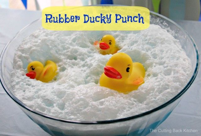 Blue+Punch+For+Baby+Shower | print rubber ducky punch baby shower week yield 2 punch