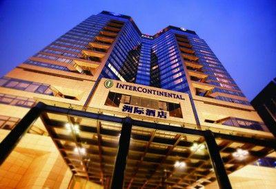 RevPar-ul hotelurilor IHG în China a crescut cu 9,5% in 2014. În imagine, hotelul Intercontinental Beijing.